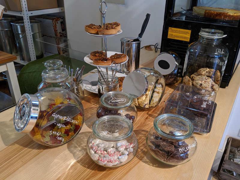 Snacks und Kuchen bei gramm.genau