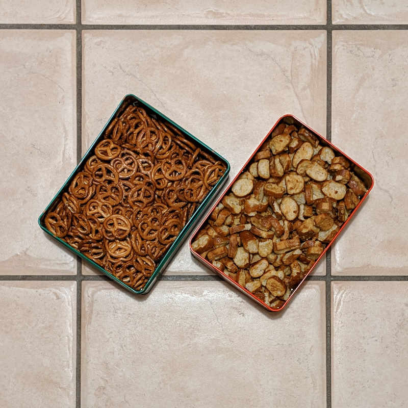 Unsere Snackboxen von gramm.genau
