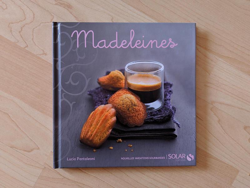 """Buch """"Madeleines"""" von Lucia Pantaleoni"""