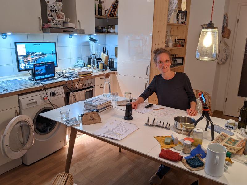 Zero Waste DIY-Workshop mit Ankathrin