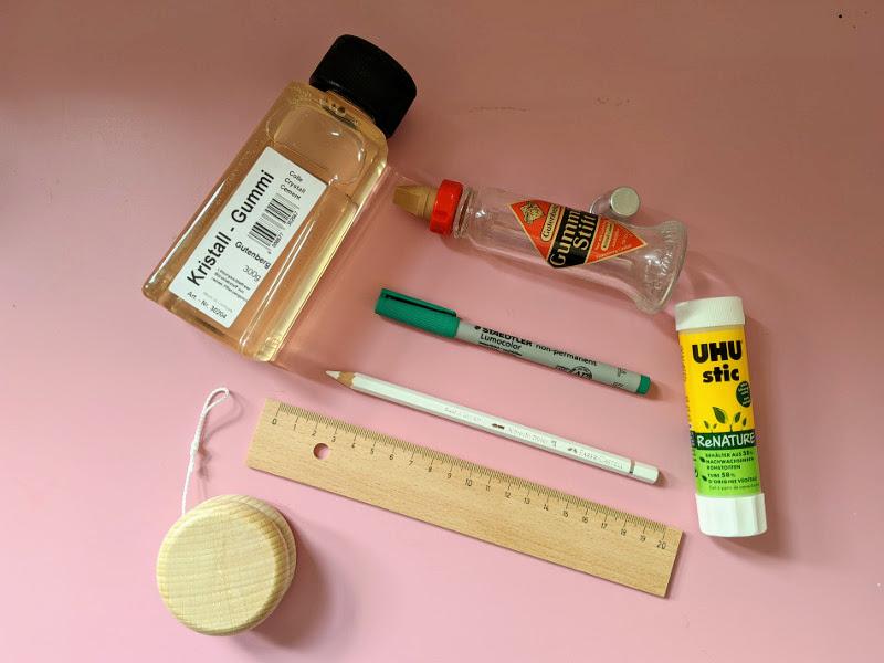 Nachhaltige Ausstattung für das Schulmäppchen